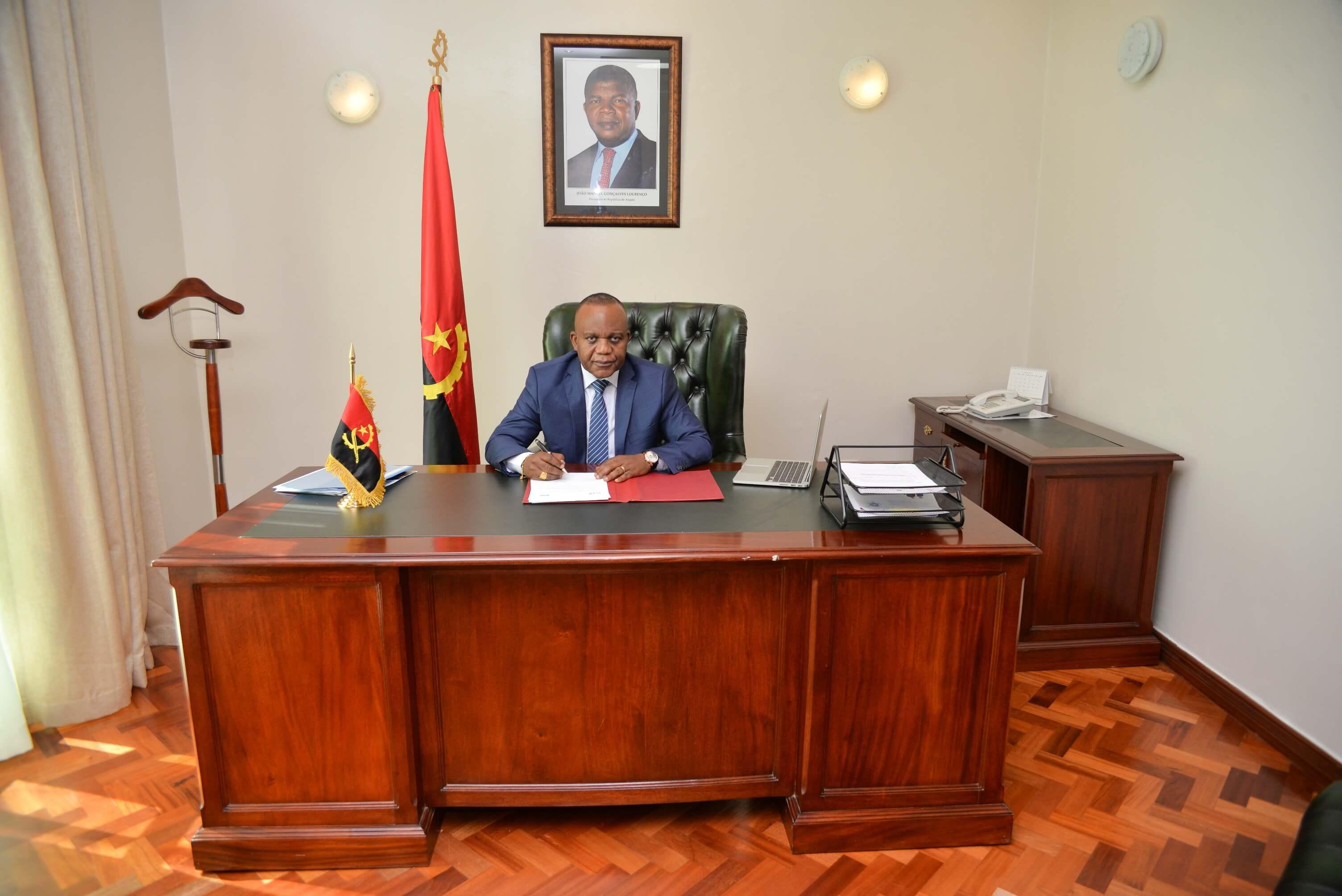 Embassy Of The Republic Of Angola In Kenya